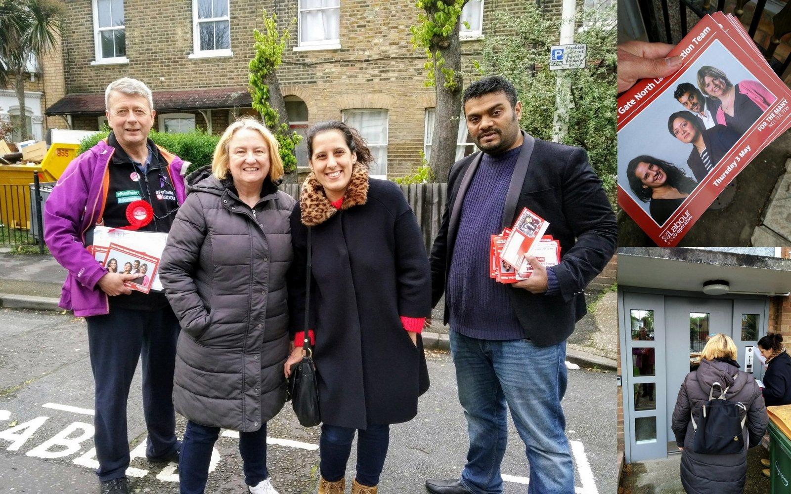 John's Labour blog: Foxes, UKIP Switchers & New Eastenders