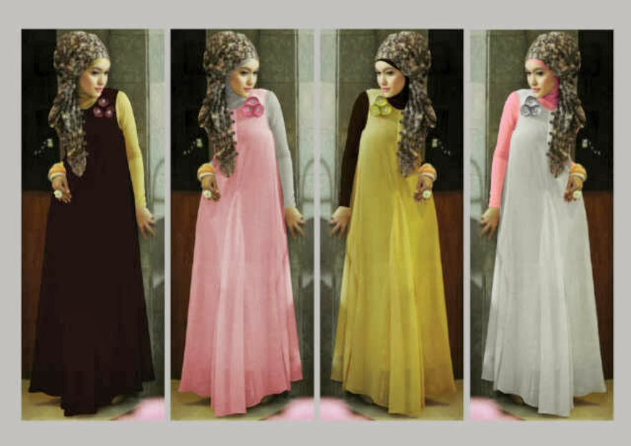 Baju Muslim Modern Untuk Ibu Hamil Brad Erva Doce Info