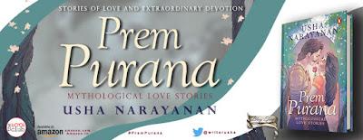 Blog Tour by The Book Club of PREM PURANA by Usha Narayanan