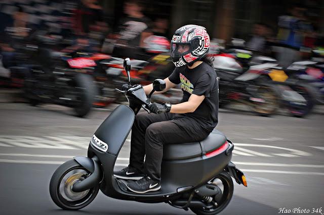 Gogoro S 試乘體驗:馬達前叉剎車升級有感,電動性能迷不容錯過