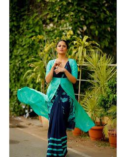 Actress Anasuya Bharadwaj Latest Stills Gallery