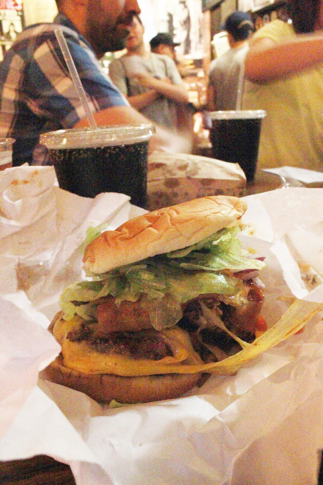 burger joint hotel parker new york mejor hamburguesa restaurante