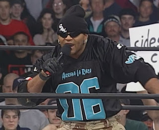 WCW Spring Stampede 1999 - Konnan faced Disco Inferno