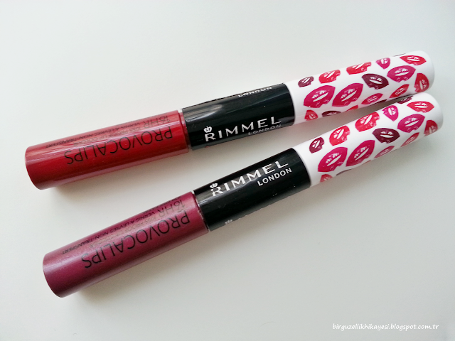 rimmel london provocalips kalici ruj