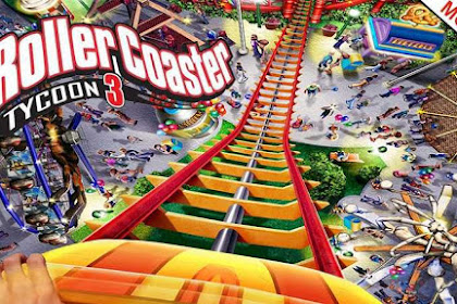 Get Free Download Game Roller Coaster Tycoon 3 for Computer PC or Laptop