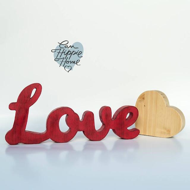 Cosas Bonitas: Letras Love-2
