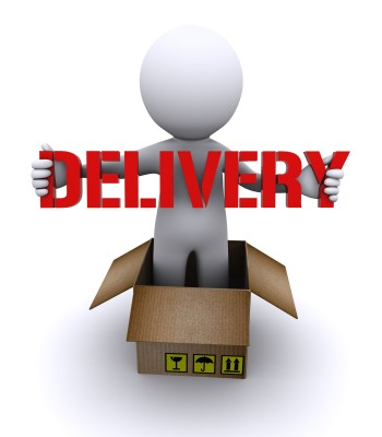 Food Delivery Service Ups