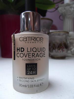 Catrice Tekutý Make-up HD Coverage