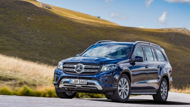 2018 Mercedes GLS Reviews, Specs, Redesign, Change, Rumors, Concept