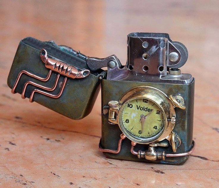 Vermont Dead Line Steampunk Gadgets And Devices