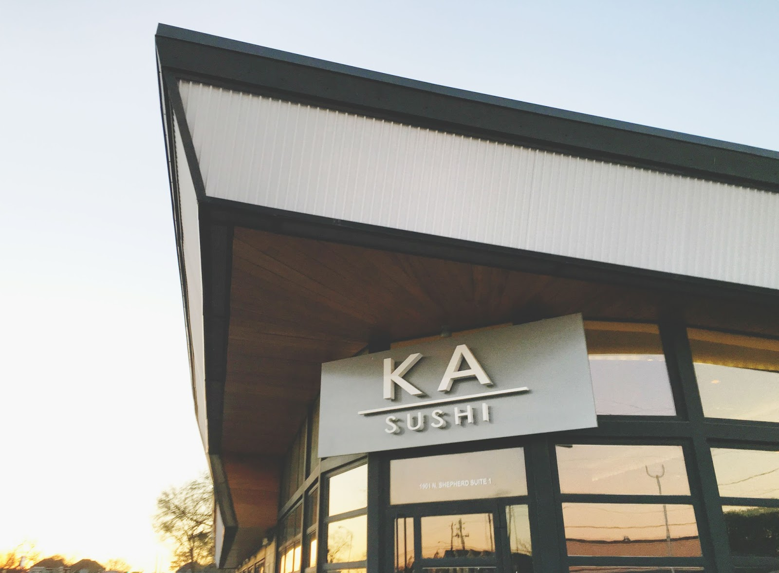 ka sushi, a restaurant in Houston, Texas