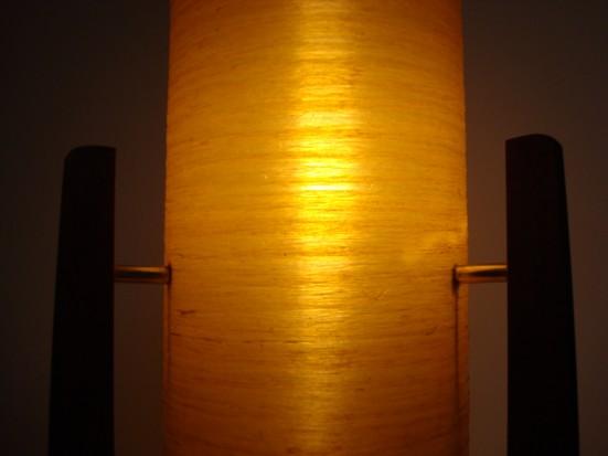 1960s Rocket Lamp Sold