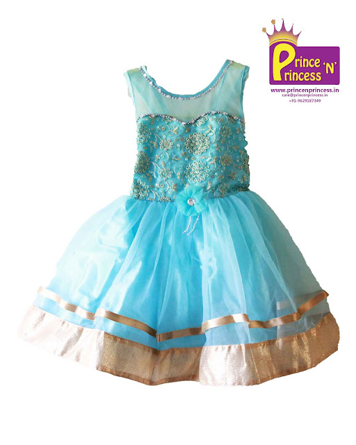 kids party frock birtday cute fashion