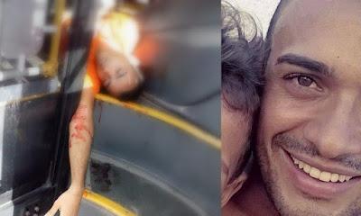 Cobrador é baleado e morto dentro de ônibus em Aracaju