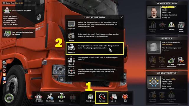 Option ETS2