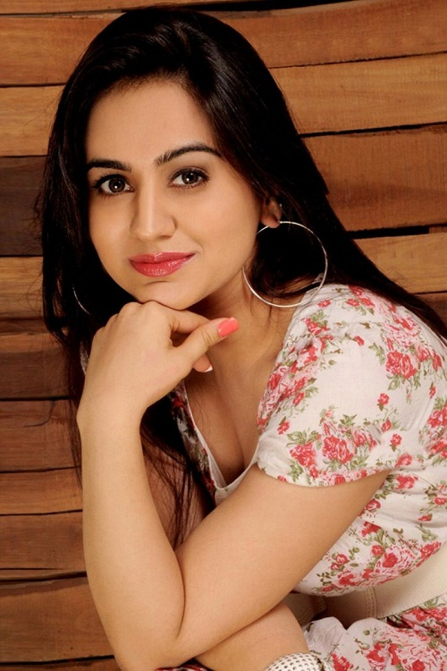 Aksha Pardasany Latest Photoshoot