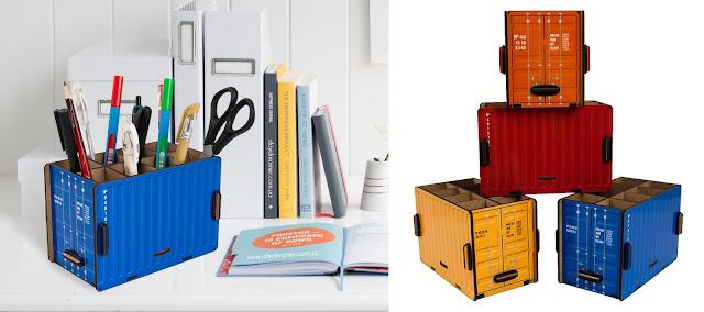 Оригинальные контейнеры - органайзеры и точилки от DayDreamer