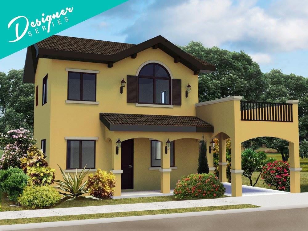 Crown asia philippines vita toscana designer 142 for Vita house