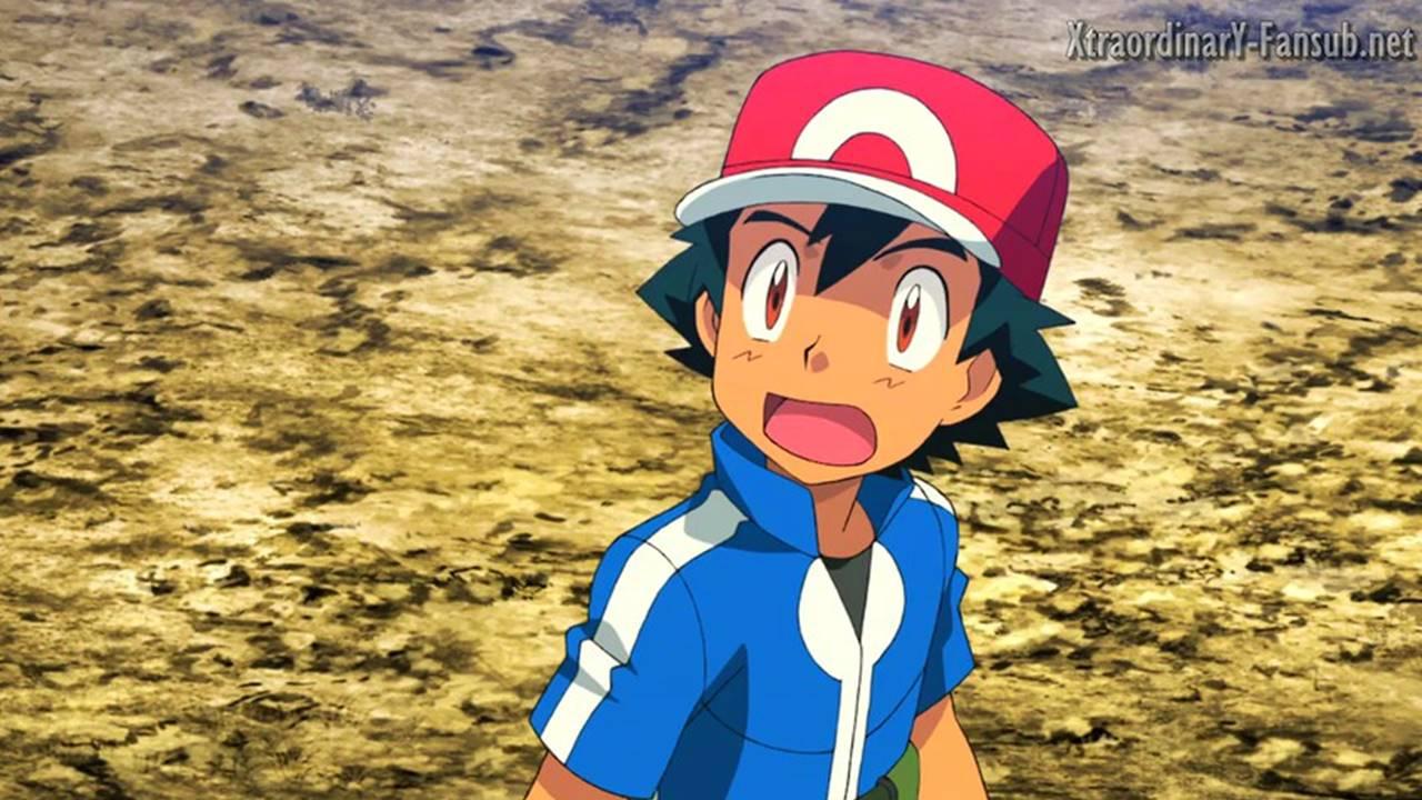 Pokemon pelicula XYZ Volcanion to Karakuri no Magiana sub español