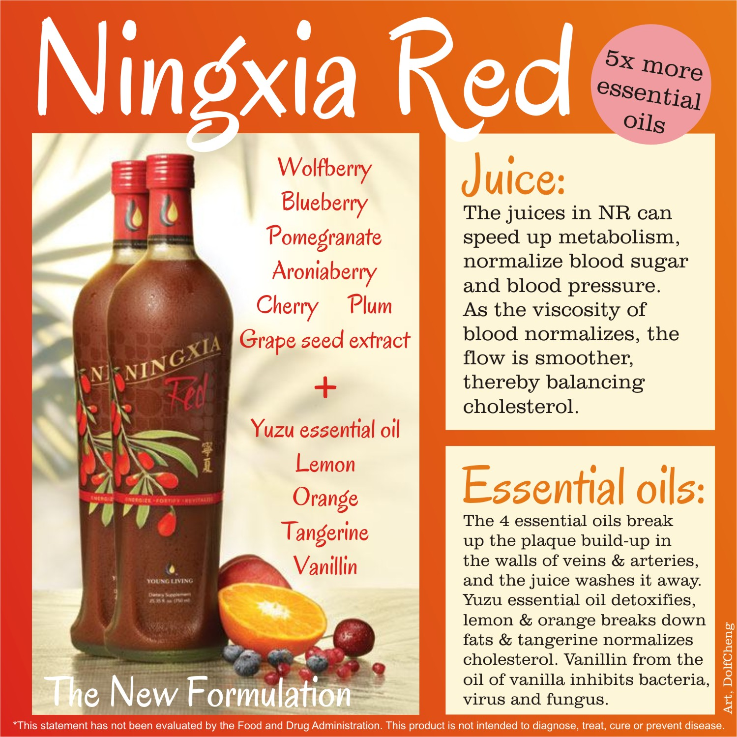 Buy Young Living With Great Rate In Malaysia Ningxia Red