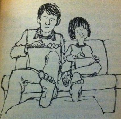 The gallery for --> Ramona Quimby Age 8 Illustrations