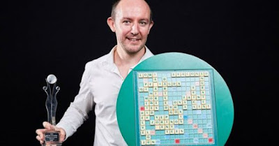 World Scrabble Champion