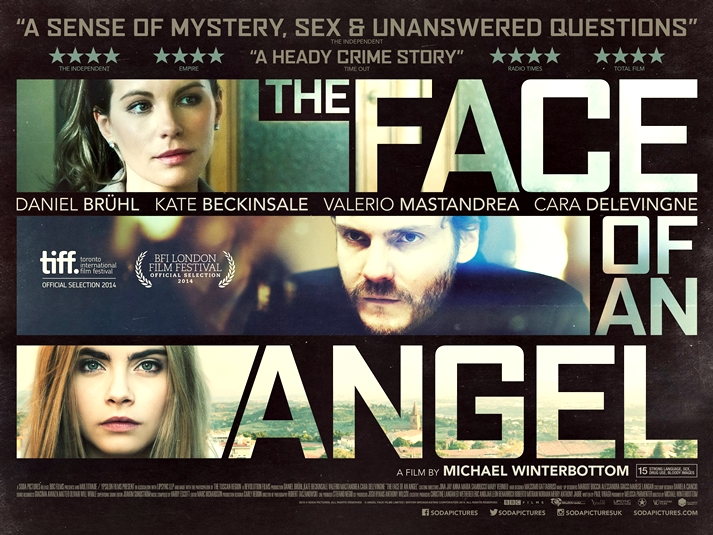 Póster: The face of an angel