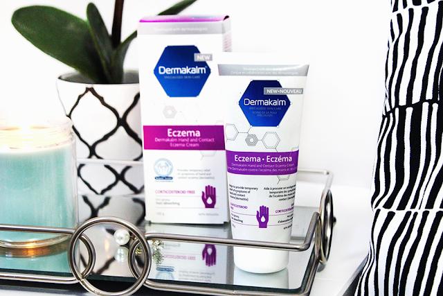 Dermakalm: pour un véritable soulagement des symptômes de l'eczéma