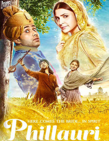 Phillauri 2017 Full Hindi Movie HDRip Free Download
