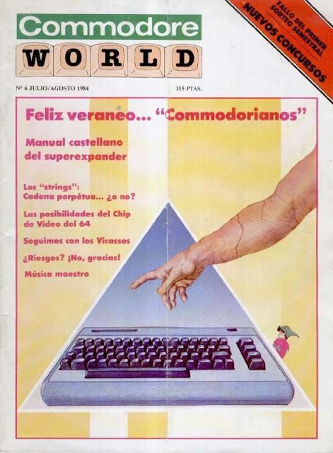 Commodore World #06 (06)