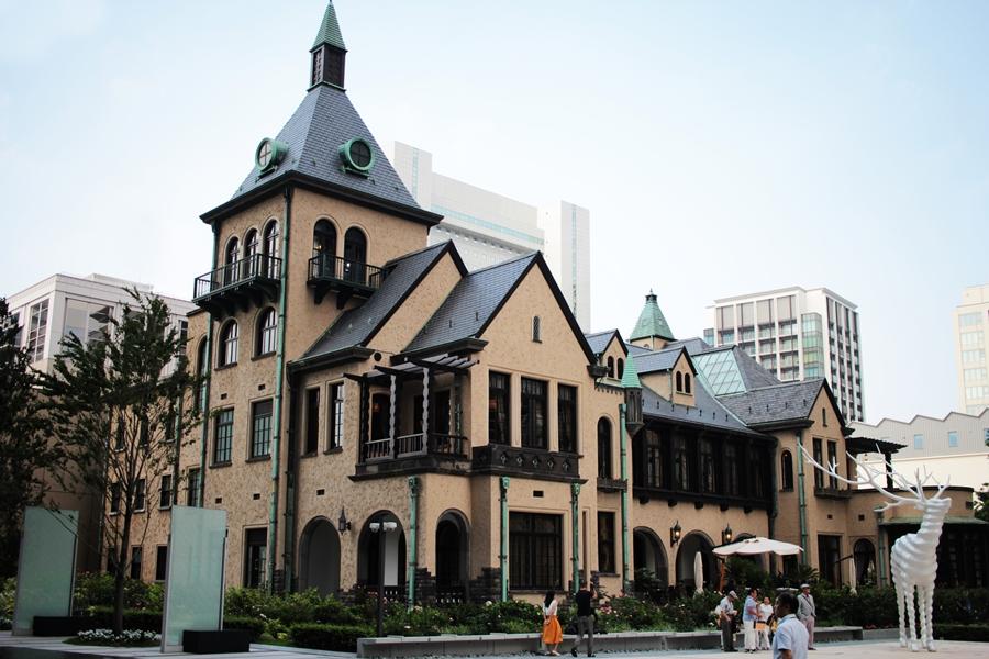 historical building japan tokyo prince hotel