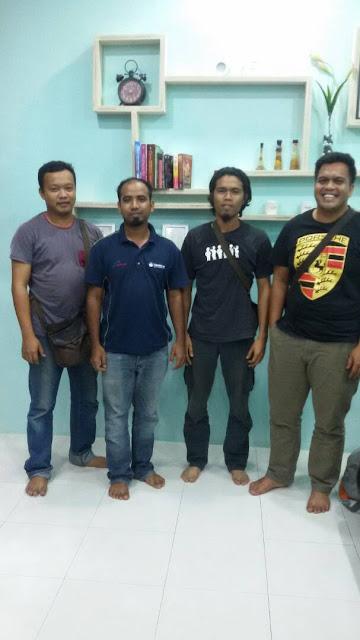 Adni Suite Homestay Seri Manjung || Encik Hasmadi
