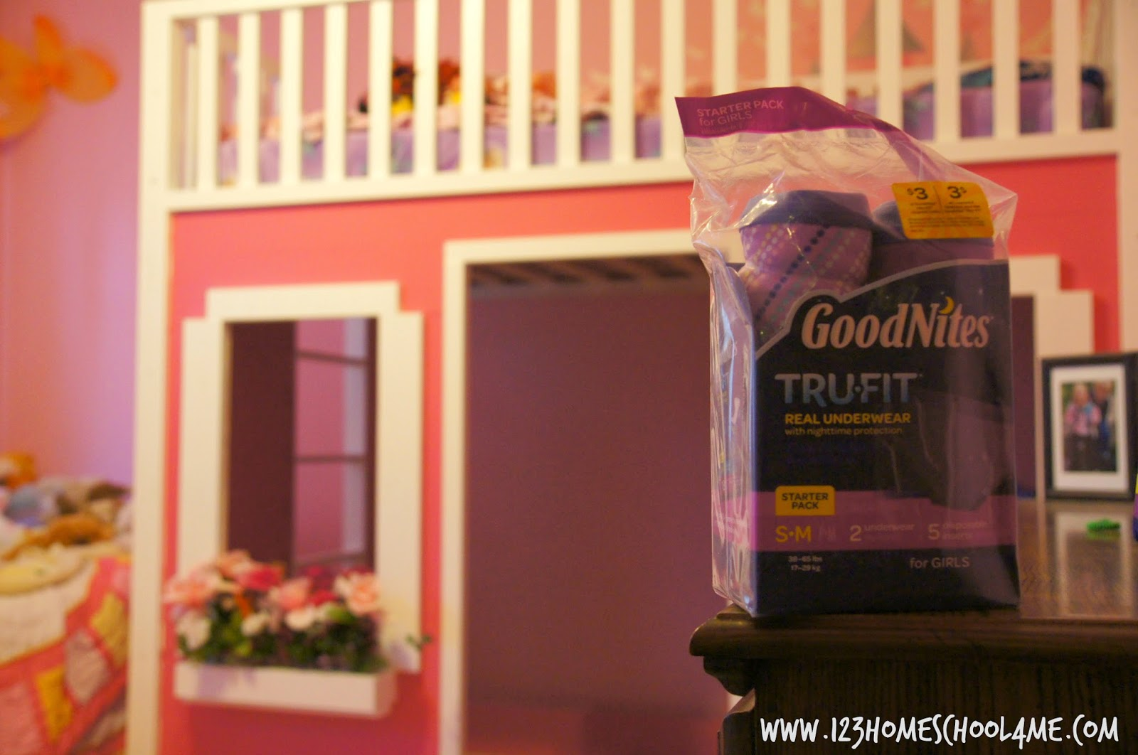 GoodNites* TRU-FIT* are machine-washable, real underwear with disposable, absorbent inserts that help keep sheets and PJs dry at night.
