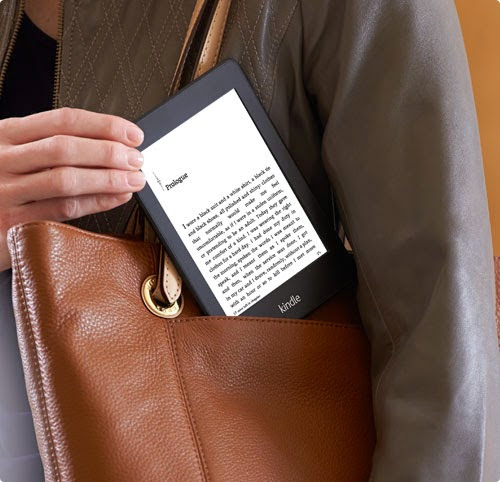 Kindle Paperwhite - High Resolution, High Contrast, Built-in Light, Wi-Fi or Wi-Fi + Free 3G | Kindletrends