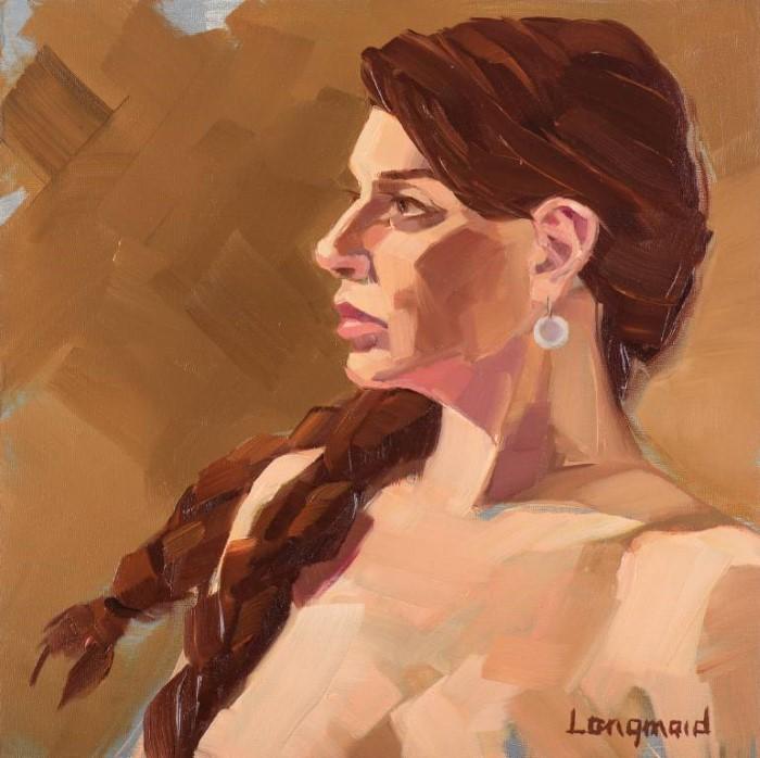 Американский художник. Kate Longmaid 13