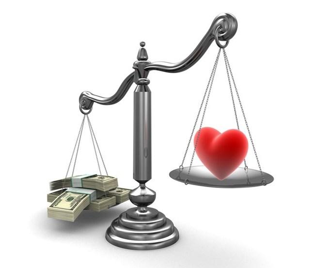 El dinero no da la felicidad, ¿es eso cierto?