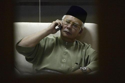 Najib letak jawatan PM