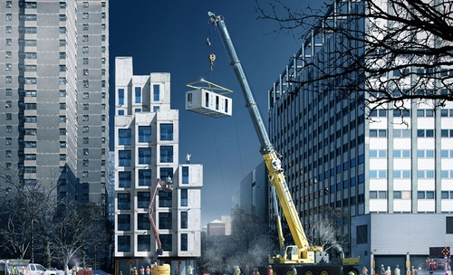 01-Construction-My-Micro-NY-Micro-Modular-Apartments-nARCHITECTS-Architects-Building