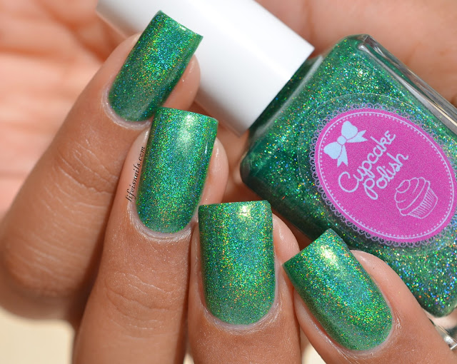 Cupcake Polish Little butterfly