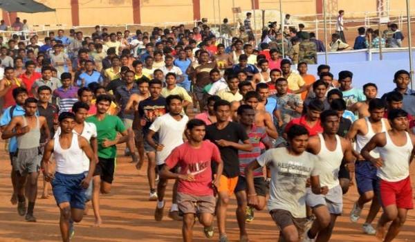 Akola   Army Rally, Indian Army Rally, Open Bharti Rally