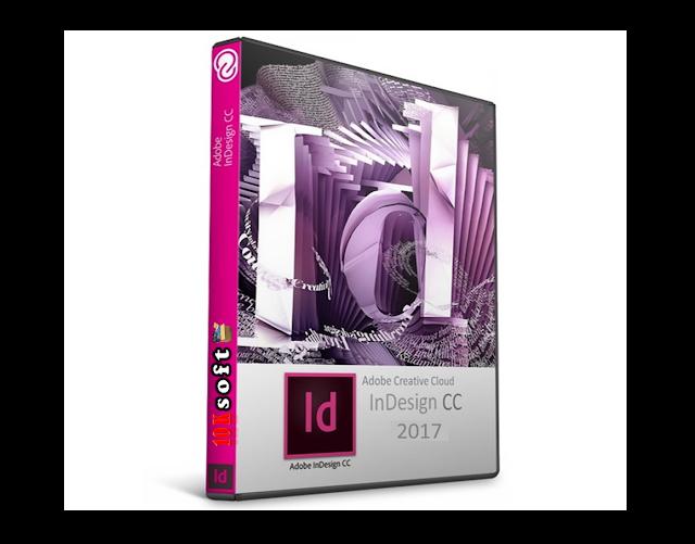 Adobe InDesign CC 2017 DMG File for Mac OS Free Download