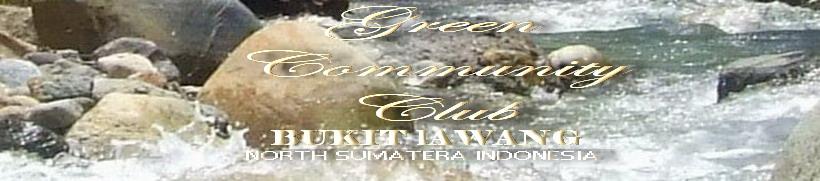 """"""" Green Community Club """" Bukit Lawang North Sumatera Indonesia"""