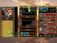 BBM Mod Dragon Gold v2.13.0.26 APK Clone