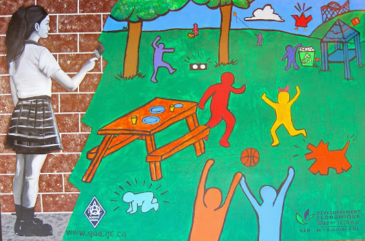 Community Outreach with Students: Murals