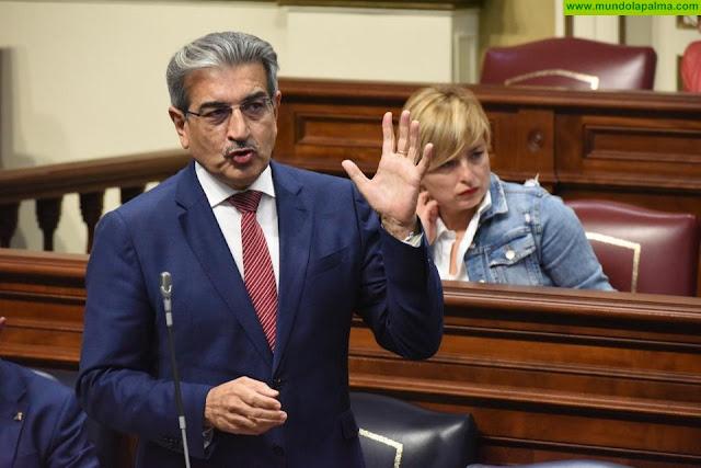 Rodríguez se felicita por la transferencia de la financiación autonómica pero lamenta que el dinero tenga que engrosar el superávit