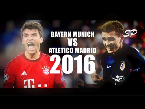 Bayern Munchen Tak Sabar Sikat Atletico di Allianz Arena
