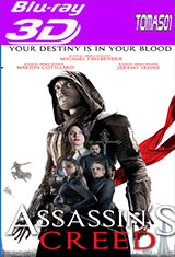 Assassin's Creed (2016) 3D SBS DTS-HD 7.1