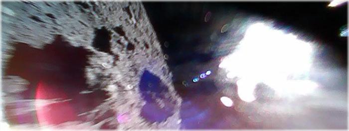 japão pousa dois robos em um asteroide