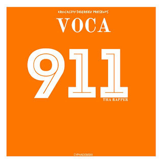 "Self Acclaimed 'Baddest' female Rapper 'Voca Tha Rapper"" set to release New Music ""911"""
