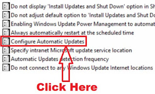 how to disable windows automatic updates